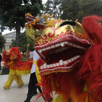 pasacalle año nuevo chino 2016