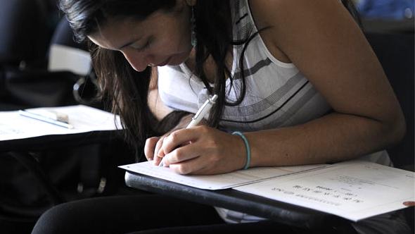 examen hsk escrito