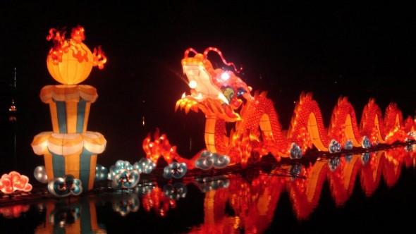 Fiesta del Bote del dragón